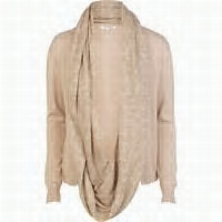 beige cardi perfect for semi formal work environs..slim pants.colour blocking opportunity