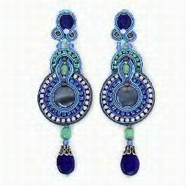darni earings from cham and chain.com perfect for assessorising
