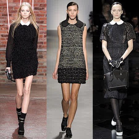 fall collection collage..LV.GV...DKNY.