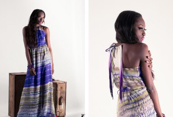 republic of foreigner..blue,print,maxi..check...all in place..style hit